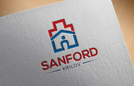 Sanford Krilov Financial       (Sanford is my 1st name & Krilov is my last name) Logo - Entry #82