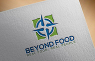 Beyond Food Logo - Entry #215