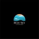 Blue Sky Life Plans Logo - Entry #4