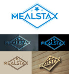 MealStax Logo - Entry #201