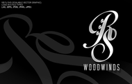 Woodwind repair business logo: R S Woodwinds, llc - Entry #114