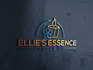 ellie's essence candle co. Logo - Entry #94