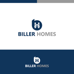 Biller Homes Logo - Entry #95