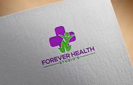 Forever Health Studio's Logo - Entry #58