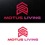 Motus Living Logo - Entry #149