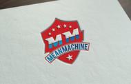 Mean Machine Logo - Entry #52