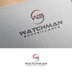 Watchman Surveillance Logo - Entry #303