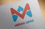 Meraki Wear Logo - Entry #238