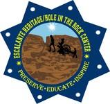 Escalante Heritage/ Hole in the Rock Center Logo - Entry #43
