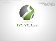 Logo for Ivy Voices - Entry #191