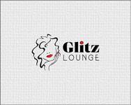 Glitz Lounge Logo - Entry #48