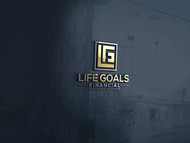 Life Goals Financial Logo - Entry #195