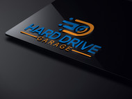 Hard drive garage Logo - Entry #270