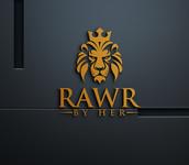 Rawr by Her Logo - Entry #196