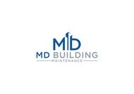 MD Building Maintenance Logo - Entry #89