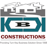 KBK constructions Logo - Entry #89