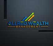 ALLRED WEALTH MANAGEMENT Logo - Entry #810