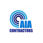 AIA CONTRACTORS Logo - Entry #14