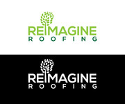 Reimagine Roofing Logo - Entry #313