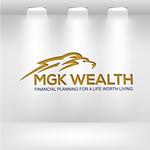 MGK Wealth Logo - Entry #304