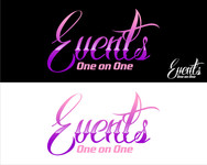 Events One on One Logo - Entry #60