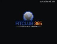 Fit Club 365 Logo - Entry #36
