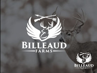 Billeaud Farms Logo - Entry #105