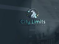 City Limits Vet Clinic Logo - Entry #328