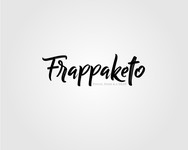 Frappaketo or frappaKeto or frappaketo uppercase or lowercase variations Logo - Entry #245