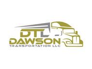 Dawson Transportation LLC. Logo - Entry #18