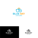 Blue Sky Life Plans Logo - Entry #313