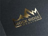 Rock Ridge Wealth Logo - Entry #444