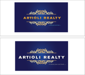 Artioli Realty Logo - Entry #108