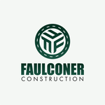 Faulconer or Faulconer Construction Logo - Entry #364