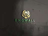 Engwall Florist & Gifts Logo - Entry #48