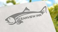 Oceanview Inn Logo - Entry #70