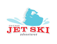 Chicago Jet Ski Adventures Logo - Entry #49