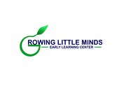 Growing Little Minds Early Learning Center or Growing Little Minds Logo - Entry #6