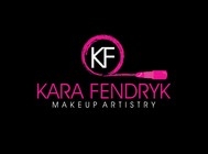 Kara Fendryk Makeup Artistry Logo - Entry #178