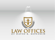 Law Offices of David R. Monarch Logo - Entry #226