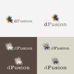 dFusion Logo - Entry #188