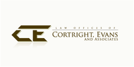 Law Office of Cortright, Evans and Associates Logo - Entry #31