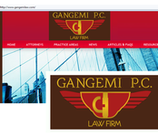Law firm needs logo for letterhead, website, and business cards - Entry #126