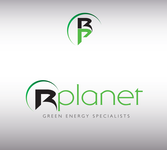 R Planet Logo design - Entry #42
