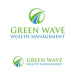 Green Wave Wealth Management Logo - Entry #458