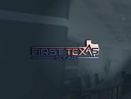 First Texas Solar Logo - Entry #118