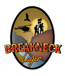 Breakneck Lager Logo - Entry #83