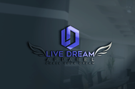 LiveDream Apparel Logo - Entry #159