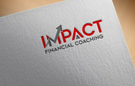 Impact Financial coaching Logo - Entry #38