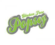 gluten free popsey  Logo - Entry #64